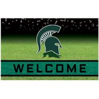 All Star Sports Michigan State Spartans Crumb RubberDoor Mat from Blain's Farm and Fleet