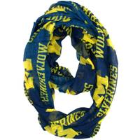 All Star Sports University of Michigan Wolverines Sheer Infinity Scarf from Blain's Farm and Fleet