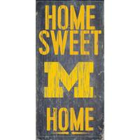 All Star Sports University of Michigan Wolverines Sweet Home Sign from Blain's Farm and Fleet