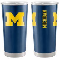 All Star Sports University of Michigan Wolverines 20 oz Ultra Tumbler from Blain's Farm and Fleet