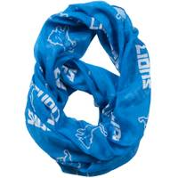 All Star Sports Detroit Lions Sheer Infinity Scarf from Blain's Farm and Fleet