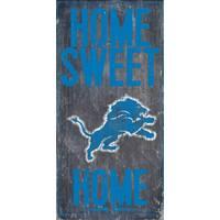 All Star Sports Detroit Lions Sweet Home Sign from Blain's Farm and Fleet