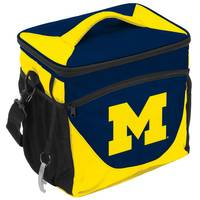 Logo Chairs Michigan Wolverines Cooler from Blain's Farm and Fleet