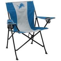 Logo Chairs Detroit Lions Pregame Chair from Blain's Farm and Fleet