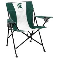 Logo Chairs Michigan State Saprtans Pregame Chair from Blain's Farm and Fleet