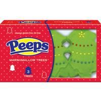 Peeps 3-Count Marshmallow Trees from Blain's Farm and Fleet