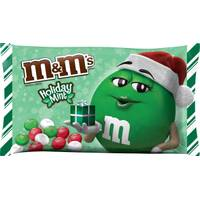 M&M's 9.9 oz Christmas Mint Chocolate from Blain's Farm and Fleet