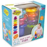 Epoch Everlasting Play Stack 'n Nest Cups from Blain's Farm and Fleet