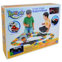 Kidoozie Double X-Track Build-A-Road from Blain's Farm and Fleet