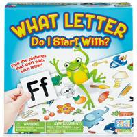 Game Zone What Letter Do I Start With? Game from Blain's Farm and Fleet