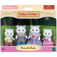 Epoch Everlasting Play Calico Critters Persian Cat Family from Blain's Farm and Fleet