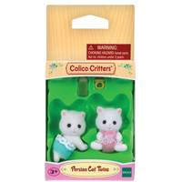 Epoch Everlasting Play Calico Critters Persian Cat Twins from Blain's Farm and Fleet