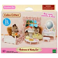 Epoch Everlasting Play Calico Critters Bedroom & Vanity Set from Blain's Farm and Fleet