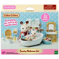 Epoch Everlasting Play Calico Critters Bathroom Set from Blain's Farm and Fleet