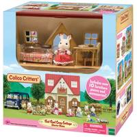 Epoch Everlasting Play Calico Critters Red Roof Cozy Cottage from Blain's Farm and Fleet