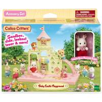 Epoch Everlasting Play Calico Critters Baby Castle Playground from Blain's Farm and Fleet