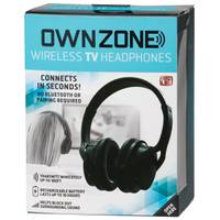 As Seen On TV Own Zone Wireless TV Headphones from Blain's Farm and Fleet