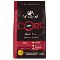 Wellness 4 lb Core Lamb Dog Food from Blain's Farm and Fleet