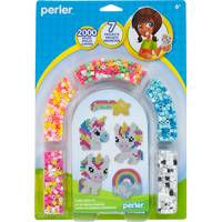 Perler 2000-Piece Unicorn Fused Bead Kit from Blain's Farm and Fleet