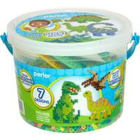 Perler 5000-Piece Dinosaur Bead Bucket from Blain's Farm and Fleet