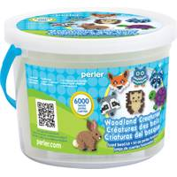 Perler 6000-Piece Woodland Creature Bead Bucket from Blain's Farm and Fleet