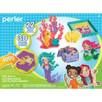 Perler 4000-Piece Mermaid Jewelry Fused Bead Kit from Blain's Farm and Fleet