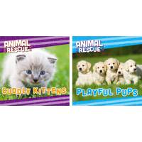 Kappa Animal Rescue Board Book Assortment from Blain's Farm and Fleet