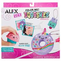 Alex Toys DIY Color Me Sqooshies Sweets from Blain's Farm and Fleet
