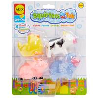 Alex Toys Bath Squirters-Farm from Blain's Farm and Fleet