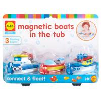 Alex Toys Bath Magnetic Boats in the Tub from Blain's Farm and Fleet