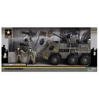 EXCITE USA U.S. Army Urban Tank Playset from Blain's Farm and Fleet
