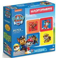 Magformers 20-Piece Paw Patrol Set from Blain's Farm and Fleet