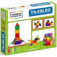 Magformers 30-Piece Tile Blox Set with Magnet Board from Blain's Farm and Fleet