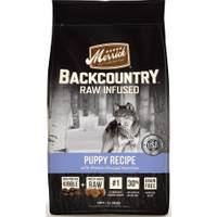 Merrick 4lb Backcountry Puppy Recipe Dog Food from Blain's Farm and Fleet