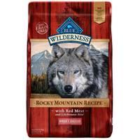 Blue Buffalo Wilderness 4lb Rocky Mountain Recipe from Blain's Farm and Fleet