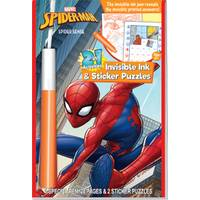 Lee Publications Spiderman Invisible Ink Book from Blain's Farm and Fleet