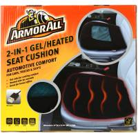 Armor All 2-IN-1 Gel/Heated Seat Cushion from Blain's Farm and Fleet