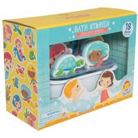 Schylling Mermaid Bath Stories Bath Toy from Blain's Farm and Fleet