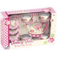 Schylling Fancy Tin Tea set from Blain's Farm and Fleet