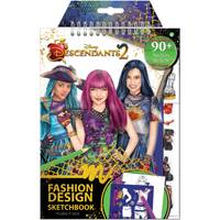 Disney Descendants 2 Sketchbook from Blain's Farm and Fleet