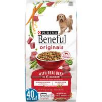 Beneful 40 lb Original with Beef Dog Food from Blain's Farm and Fleet