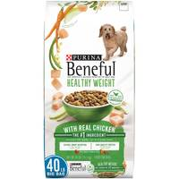 Beneful 40 lb Healthy Weight with Chicken Dog Food from Blain's Farm and Fleet