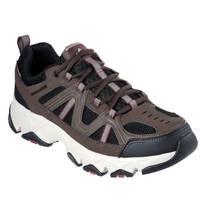 Skechers Men's Crossbar Athletic Shoe Brown from Blain's Farm and Fleet