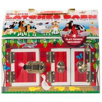 Melissa & Doug Latches Barn from Blain's Farm and Fleet