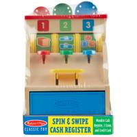 Melissa & Doug Sort & Swipe Cash Register from Blain's Farm and Fleet