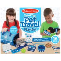 Melissa & Doug Tote & Tour Pet Travel Play Set from Blain's Farm and Fleet