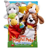 Melissa & Doug Playful Pets Hand Puppets from Blain's Farm and Fleet
