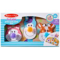 Melissa & Doug First Play Farm Jumbo Knob Puzzle from Blain's Farm and Fleet