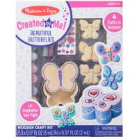 Melissa & Doug Wooden Butterfly Craft Kit from Blain's Farm and Fleet