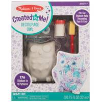 Melissa & Doug Decoupage Made Easy - Owl from Blain's Farm and Fleet
